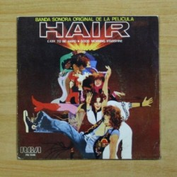 VARIOS - BANDA SONORA PELICULA HAIR EASY TO BE HARD - SINGLE