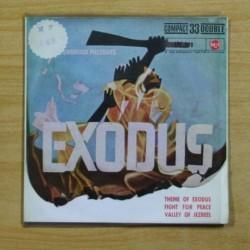 VARIOS - THEME OF EXODUS - SINGLE