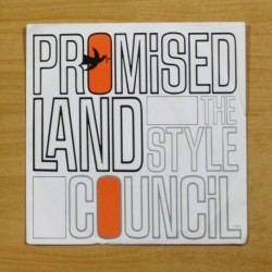 THE STYLE COUNCIL - PROMISED LAND - SINGLE