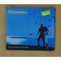 GIANCARLO BIGAZZI AND MARCO FALAGIARI - MEDITERRANEO - CD