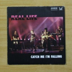 REAL LIFE - CATCH ME I´M FALLING - PROMO - SINGLE