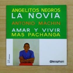 ANTONIO MACHIN - LA NOVIA + 3 - EP