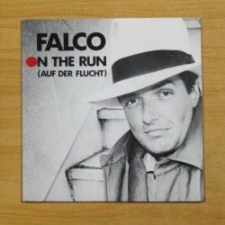 FALCO - ON THE RUN - SINGLE