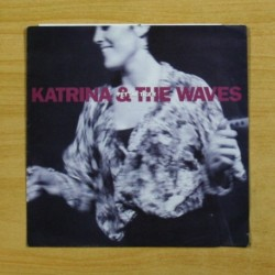KATRINA & THE WAVES - PET THE TIGER - SINGLE