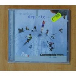 VARIOS - EL SONIDO DEL DEPORTE / RADIOGACETA DE LOS DEPORTES - CD