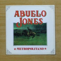ABUELO JONES - METROPOLITANO - SINGLE
