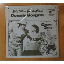 DENNIS MORGAN / KATHRYN GRAYSON - MY WILD IRISH ROSE / DESERT SONG - LP