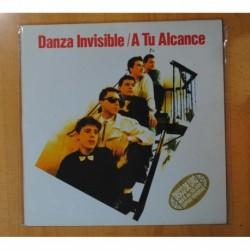 DANZA INVISIBLE - A TU ALCANCE - LP