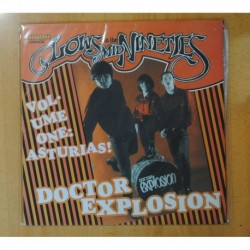 DOCTOR EXPLOSION - LOWS IN THE MID NINETIES - LP