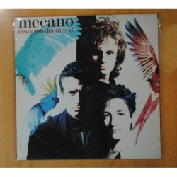 MECANO - DESCANSO DOMINICAL - LP
