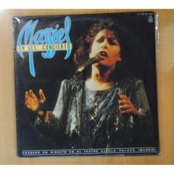 MASSIEL - EN DES... CONCIERTO - GATEFOLD - LP