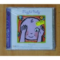 VARIOS - PLAYFUL BABY / BEBE JUGUETON / MUSIC FOR BABIES - CD