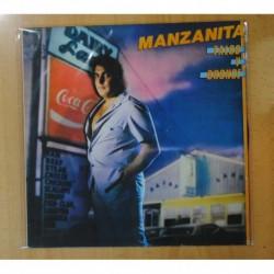 MANZANITA - TALCO Y BRONCE - LP