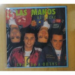 LAS MANOS DE ORLAC - SALUD Y PESETAS - LP