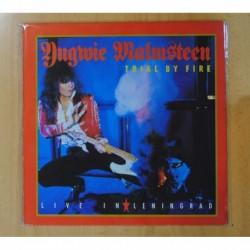 YNGWIE MALMSTEEN - TRIAL BY FIRE - LP