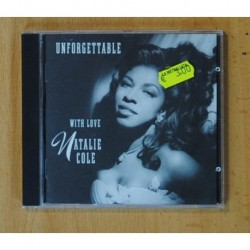 NATALIE COLE - UNFORGETTABLE WITH LOVE - CD