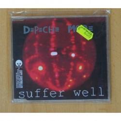 DEPECHE MODE - SUFFER WELL / BETTER DAYS - CD SINGLE