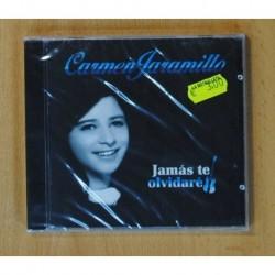 CARMEN JARAMILLO - JAMAS TE OLVIDARE - CD