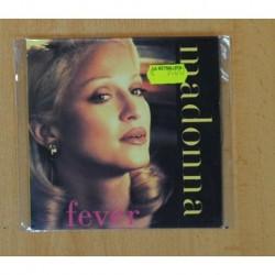 MADONNA - FEVER - CD