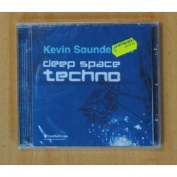 KEVIN SAUNDERSON - DEEP SPACE TECHNO - CD