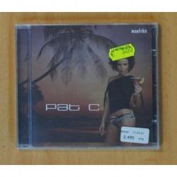 PAT C - PAT C - CD