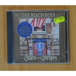 THE BEACH BOYS - STARS AND STRIPES - CD