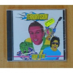 TERRORVISION - GOOD TO GO - CD