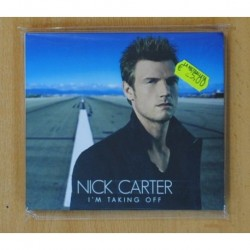 NICK CARTER - I´M TAKING OFF - CD