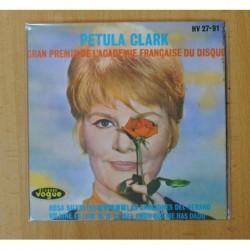 PETULA CLARK - ROSA SILVESTRE + 3 - EP