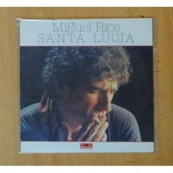 MIGUEL RIOS - SANTA LUCIA / EL LABERINTO - SINGLE