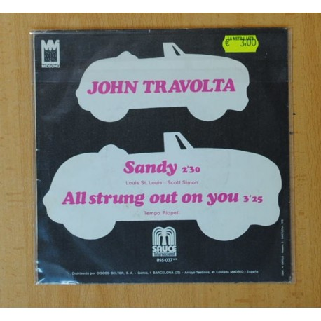 JOHN CHARLES - UTU - BSO - LP [DISCO VINILO]