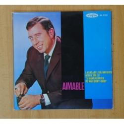 AIMABLE - LA CASA DEL SOL NACIENTE + 3 - EP