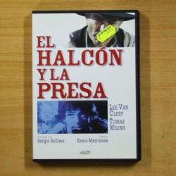 EL HALCON Y LA PRESA - DVD