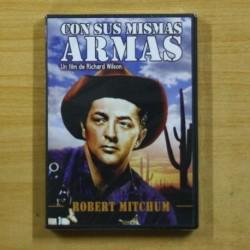 CON SUS MISMAS ARMAS - DVD