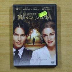 DESCUBRIENDO NUNCA JAMAS - DVD