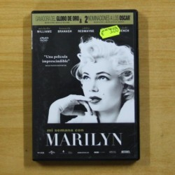 MI SEMANA CON MARILYN - DVD