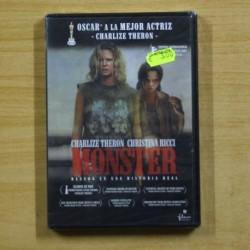 MONSTER - DVD