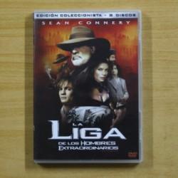 LA LIGA DE LOS HOMBRES EXTRAORDINARIOS - 2 DVD