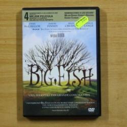 BIG FISH - DVD