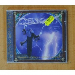 KANSAS - ALWAYS NEVER THE SAME - CD