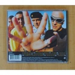 DERRIBOS ARIAS - CD