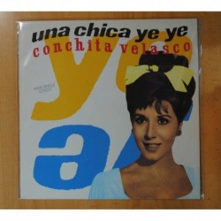 CONCHITA VELASCO - UNA CHICA YE YE - MAXI