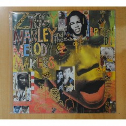ZIGGY MARLEY / MELODY MAKERS - BRIGHT DAY - MAXI