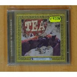 TEA - UNDERDOGS & OUTSIDERS - CD