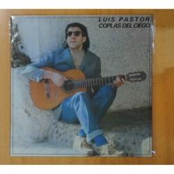 LUIS PASTOR - COPLAS DEL CIEGO - LP