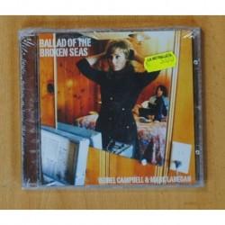 ISOBEL CAMPBELL & MARK LANEGAN - BALLAD OF THE BROKEN SEAS - CD