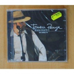 TOMEU PENYA - 30 ANYS DESPRES - CD