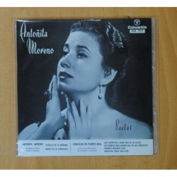 ANTOÑITA MORENO - ESTRELLA DE LA MAÑANA - EP