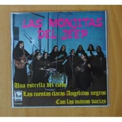 LAS MONJITAS DEL JEEP - UNA ESTRELLA DEL CIELO + 3 - EP
