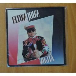 ELTON JOHN - NIKITA - SINGLE